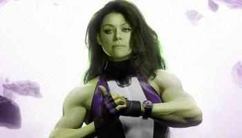 Título de trabajo de 'She-Hulk'