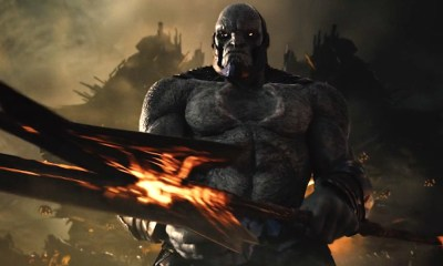 Trailer de Zack Snyders Justice League en blanco y negro