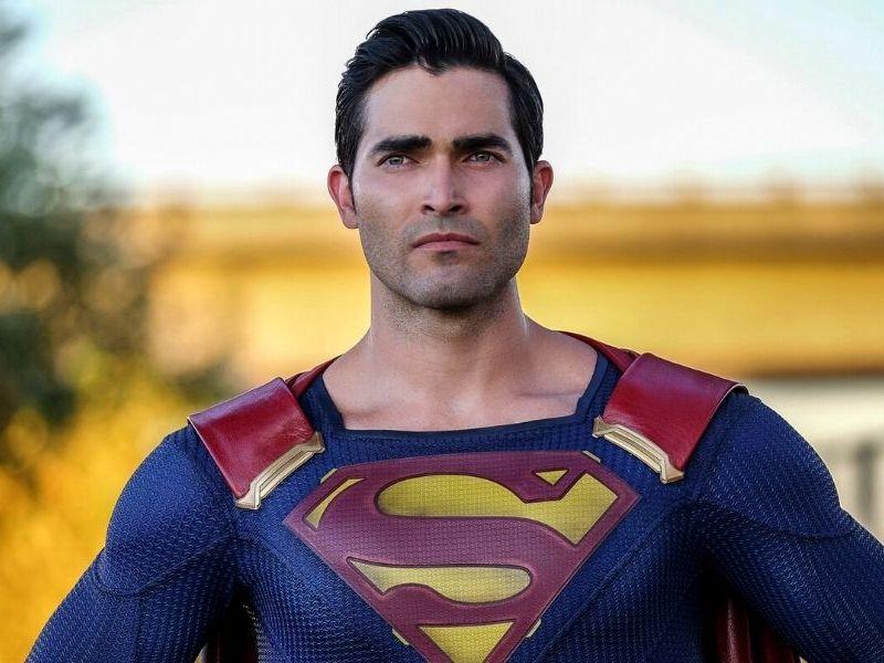 Tyler Hoechlin se expresa del nuevo traje que tendrá Superman