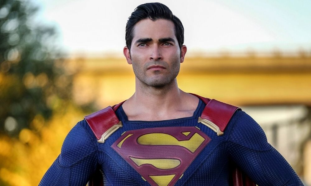 Tyler Hoechlin expresa cómo se sintió en el nuevo traje que tendrá Superman en el Arrowverse