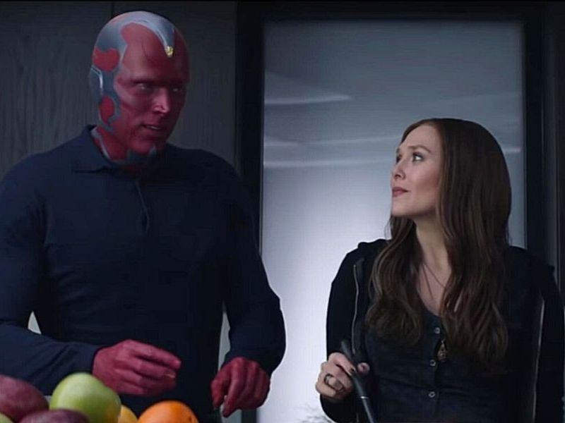 'WandaVision' tendrá referencias a la Infinity Saga