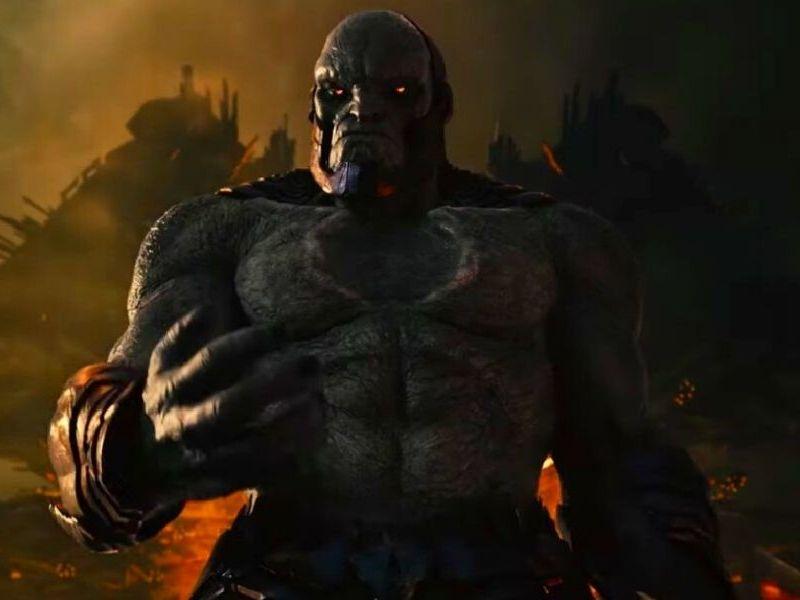Zack Snyder revela sus planes para Darkseid