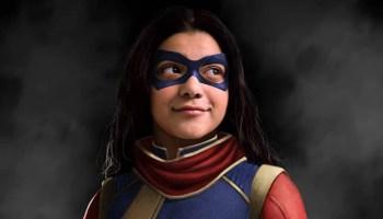 controversia en el cast de Ms Marvel