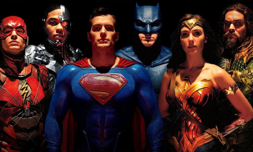 cuántas películas de DC se estrenarán en HBO Max