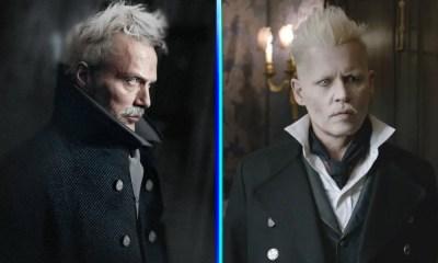 diferencias de Grindewald de Mads Mikkelsen y de Johnny Depp