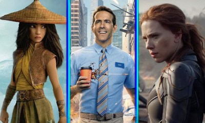 Calendario de estrenos de Disney 2021