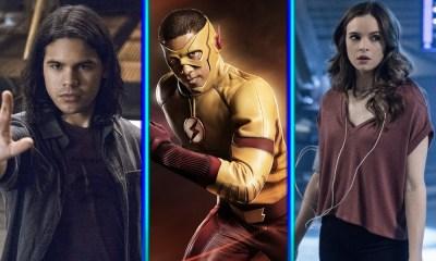 Por qué Flash dejó el romance de Caitlin