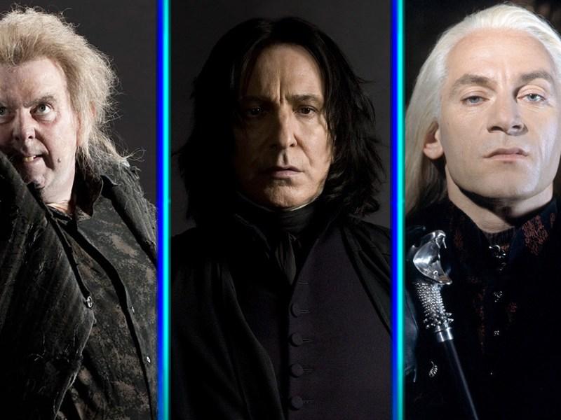 Lucius Malfoy estuvo en Azkaban