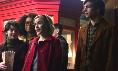 Kiernan Shipka quiere un cameo en 'Riverdale'