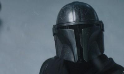 Luke Skywalker apareció en el final de The Mandalorian
