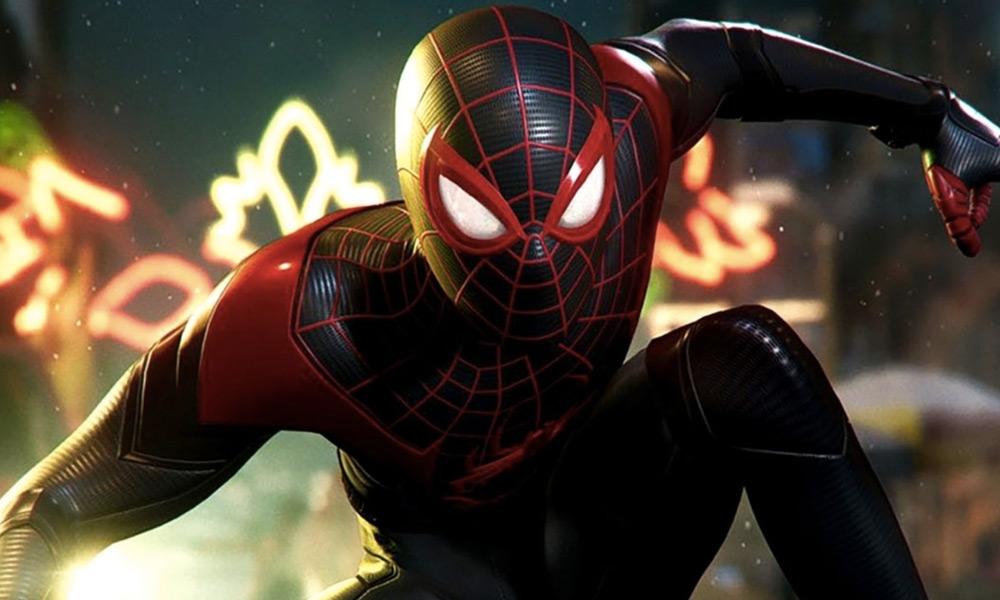Marvel's Spider-Man: Miles Morales en Arena Wipy
