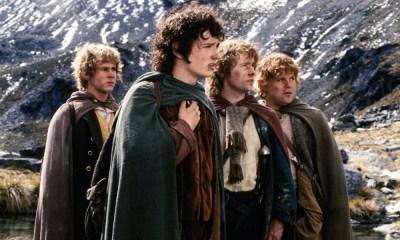 primer episodio de la serie de 'Lord of the Rings'