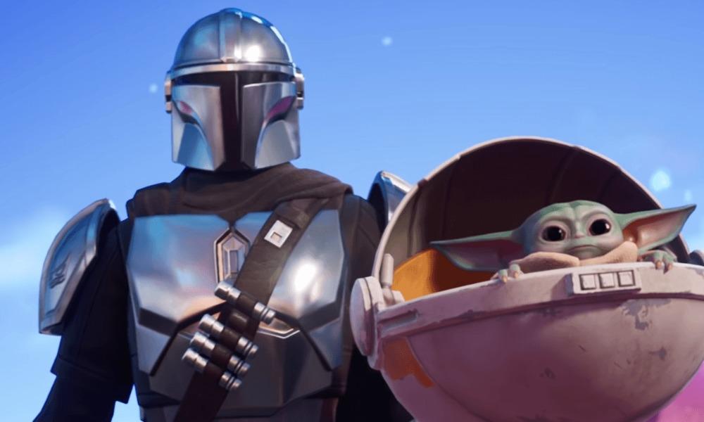 referencia a Han Solo en 'Fortnite'