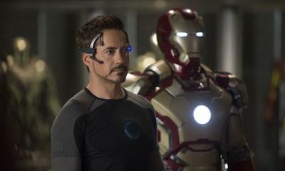 Robert Downey Jr envía mensaje navideño