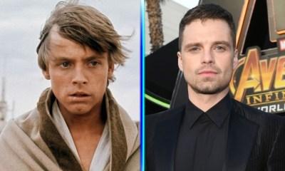 Sebastian Stan podría ser Luke Skywalker