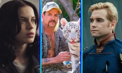 Series más populares del 2020