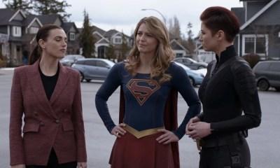 Historia de Kara tras el final de Supergirl