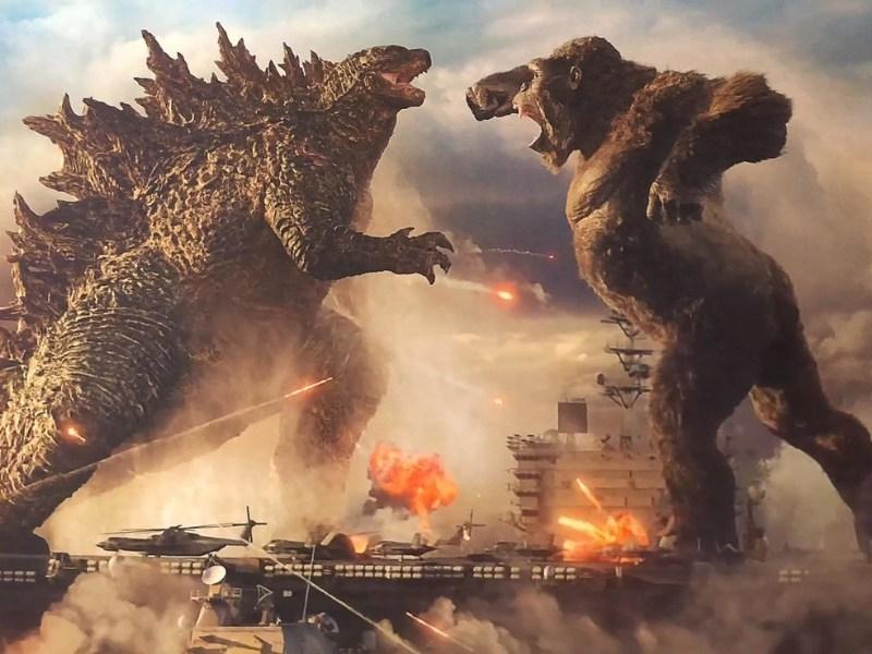 Warner pagará a Legendary por Godzilla vs Kong