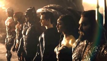Zack Snyders Justice League no tiene escenas post créditos