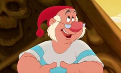 actor que será Mr. Smee en 'Peter Pan & Wendy'