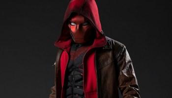 nueva foto de Red Hood en 'Titans 3'