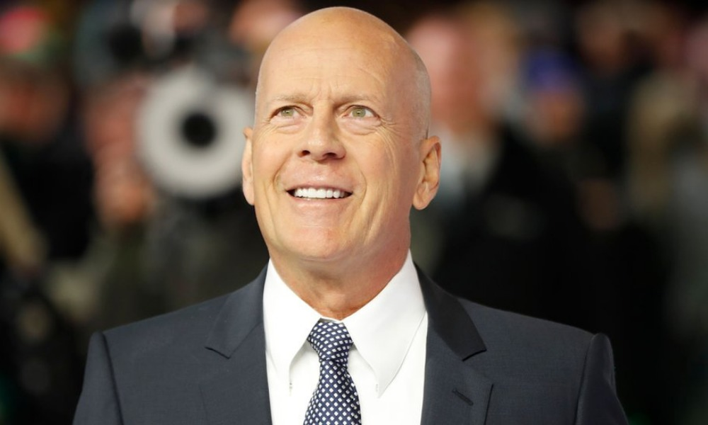 Bruce Willis respondió a las críticas