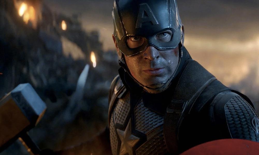 Chris Evans regresaría como el anciano Captain America