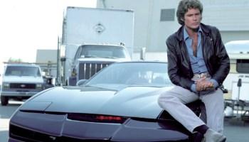 David Hasselhoff habló del reboot de El Auto Increíble