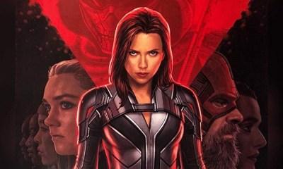 duración de Black Widow