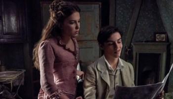 Referencia a Watson en Enola Holmes