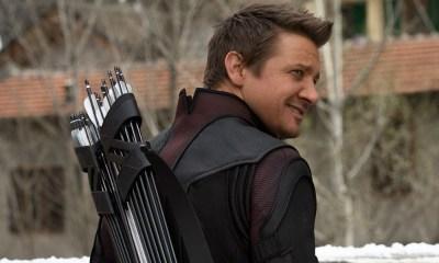 entrenamiento de Jeremy Renner para 'Hawkeye'
