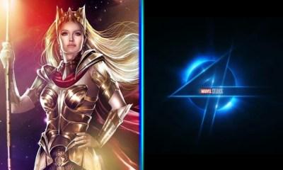 Eternals podría introducir a Fantastic Four