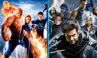 Fox preparaba una película de Fantastic Four Vs X-Men