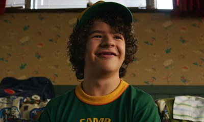 Gaten Matarazzo habló de 'Stranger Things 4'