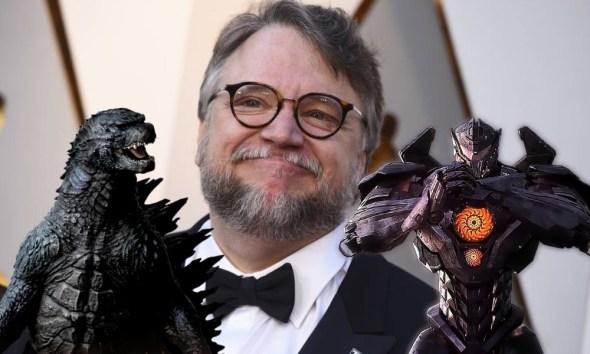 Guillermo del Toro quiere un crossover de Godzilla vs Kong y Pacific Rim