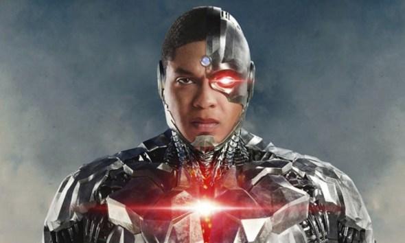 nueva imagen de Cyborg en 'Zack Snyder's Justice League'