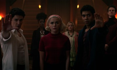 Momentos favoritos del elenco de Chilling Adventures of Sabrina