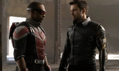Falcon será digno del escudo de Captain America