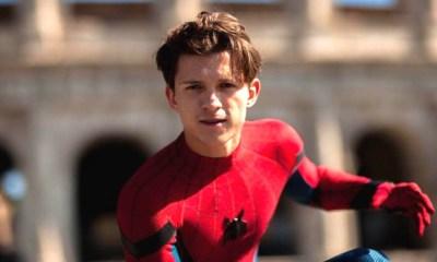 Tom Holland descubrió que sería Spider-Man (1)