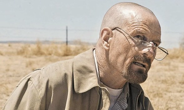 Malcolm in the Middle casi arruina a Walter White