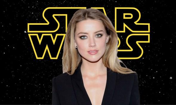 Amber Head podría unirse a Star Wars