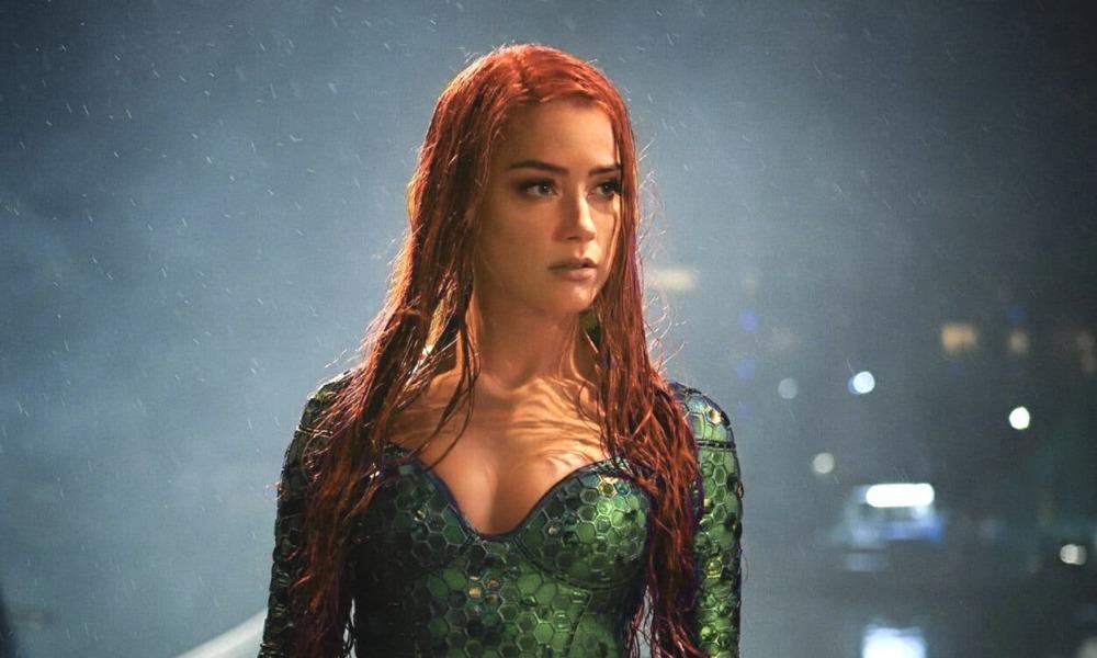 Amber Heard fue despedida de Aquaman 2