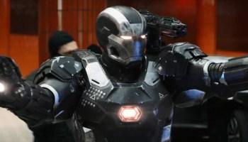 Armor Wars se grabará próximamente