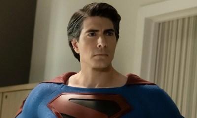 Superman de Brandon Routh en The Flash