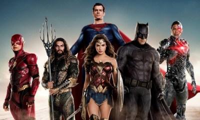 cameo en Zack Snyders Justice League