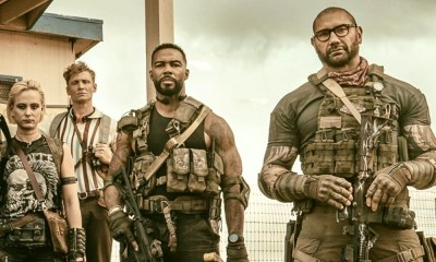 Dave Bautista habló de Army Of The Dead