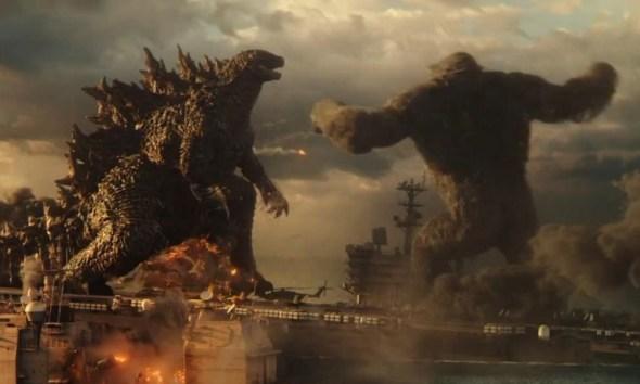 Destoroyah en Godzilla vs Kong