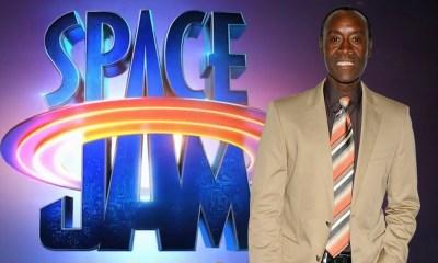 Don Cheadle habló sobre su papel en Space Jam 2