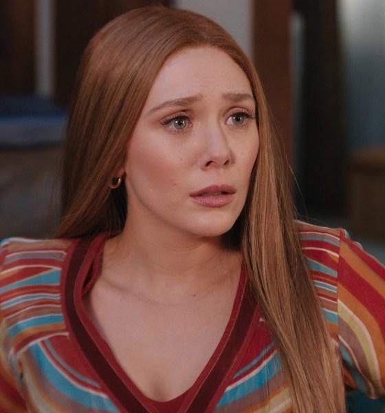 Elizabeth Olsen habló de un cameo en 'WandaVision'