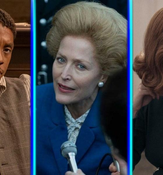 ganadores de los Golden Globes 2021